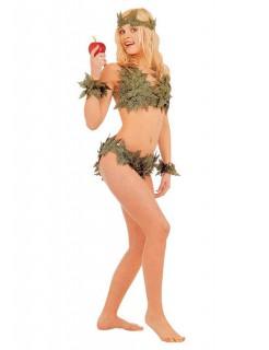 Eva Kostüm-Set grün