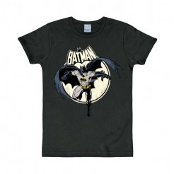 DC Batman™ Full Moon T-Shirt Slim Fit schwarz