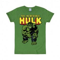 Hulk™-T-Shirt The Incredible Hulk Marvel™-Lizenzshirt Slim Fit grün-bunt