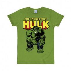 Hulk™-T-Shirt Marvel™-Lizenzware hellgrün-bunt