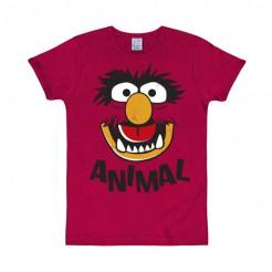 Animal T-Shirt Slim Fit Die Muppets bunt