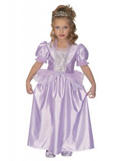 Prinzessin Kinderkostüm flieder