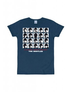 The Beatles-T-Shirt A Hard Day