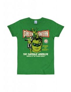 Green Lantern™ DC Slimfit T-Shirt grün-rot