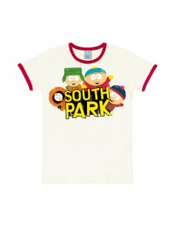 South Park™-T-Shirt Wild Bunch Slim Fit bunt