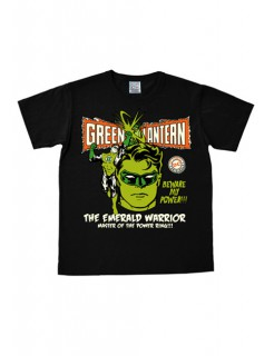 Green Lantern™ T-Shirt DC™ Easy Fit schwarz-grün