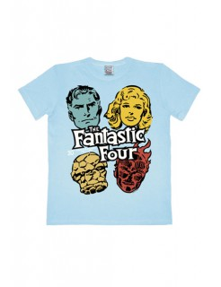 The Fantastic Four-T-Shirt Marvel™ Easy Fit bunt