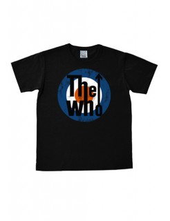 Rock The Who T-Shirt Easy Fit schwarz