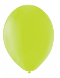 Luftballon-Set Party-Deko Ballons 50 Stück hellgrün 27,5cm
