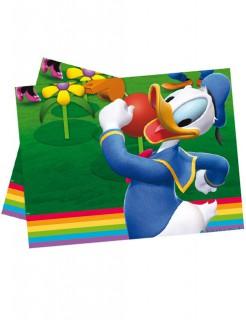 Tischdecke Mickey Mouse Kindergeburtstag-Deko bunt 130 x 180 cm