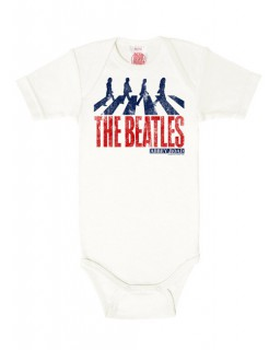Beatles Baby Boday Abbey Road weiss