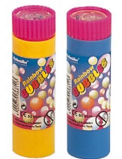 Seifenblasen-Röhrchen 2 Stück bunt