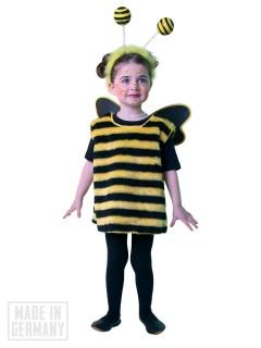 Biene Bienchen Hummel Kinderkostüm schwarz-gelb