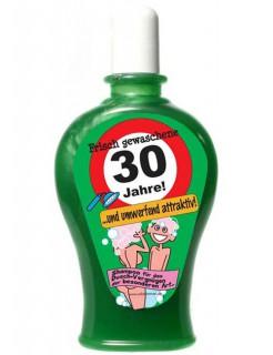 Schampoo Frisch gewaschene 30 Jahre Geburtstagsgeschenk grün 350ml