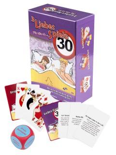 Spiele-Set ab 30 Geschenkidee 91-teilig bunt 12x18x7cm