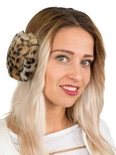Ohrenwärmer Leopard