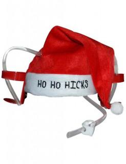 Weihnachtsmann Trinkmütze Weihnachten rot-weiss