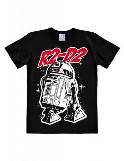 Star Wars™-T-Shirt R2-D2 Easyfit schwarz-weiss-rot