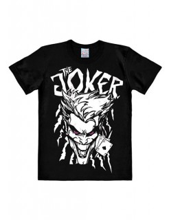 DC Comics Batman-T-Shirt The Dark Knight Rises Easy Fit Lizenzware schwarz-grau