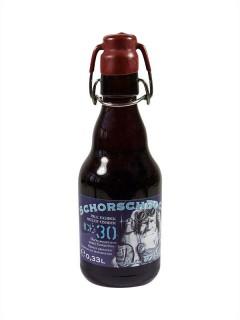 Schorschbock ICE Bier 30% in Glasflasche 0,33l