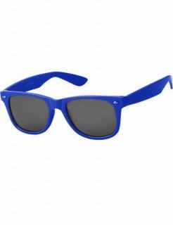 Kultbrille Funbrille blau