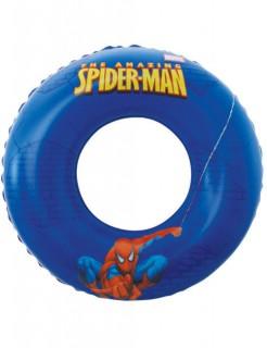 Spiderman Schwimmring Wasserspielzeug blau-rot 51cm