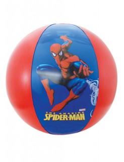 Spiderman Wasserball Wasserspielzeug blau-rot 46cm
