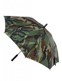 Army-Regenschirm Camouflage grün 81cm
