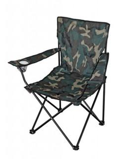 Klapp-Stuhl Camping-Zubehör Camouflage 90x58x82cm