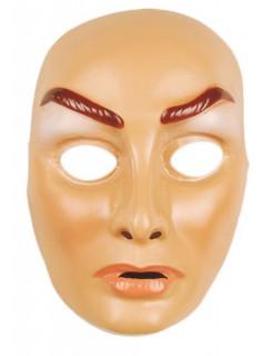 Karneval-Maske Frau Theater haut