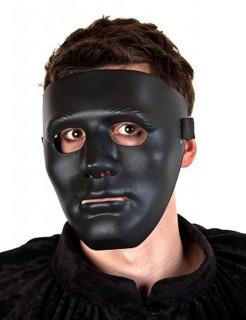 Phantom Gesichts-Maske schwarz