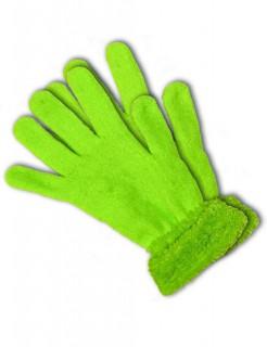 UV-Handschuhe Disco neongrün