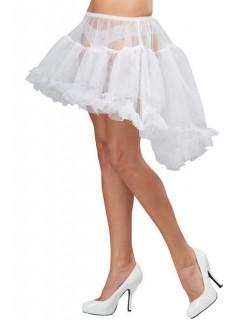 Burlesque Petticoat Unterrock weiss