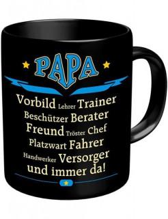 Kaffeebecher für Väter