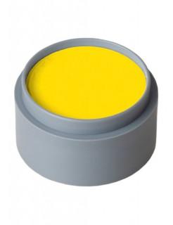 Grimas Aqua Make-Up Schminke gelb 15ml