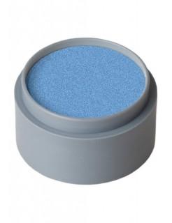 Grimas Aqua Make-Up Glanz-Schminke blau 15ml