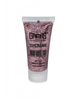 Grimas Make-Up Schminke Glitzergel rosa 8ml