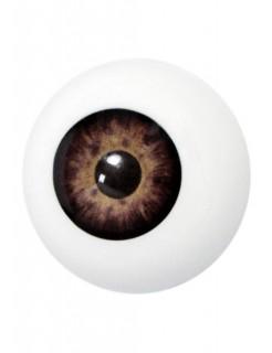 Grimas Make-Up künstliches Auge braun