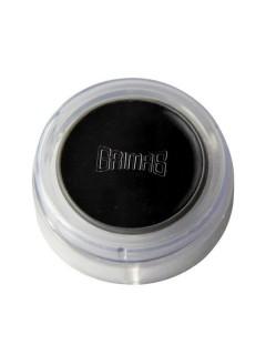 Grimas Make-Up Lippenstift Schminke schwarz 2,5g