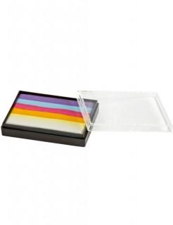 Mehron Aqua-Make-Up Prisma Schmink-Set Candyfarben 50g