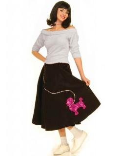 50er Jahre Rockabilly Damen Pullover weiss