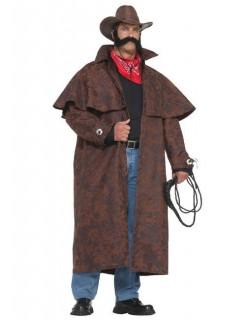 Cowboy XXXL Kostüm Western braun