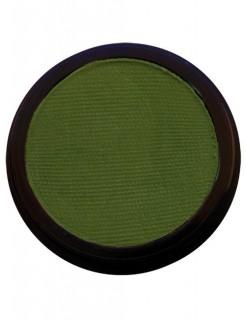 Aqua-Schminke dunkelgrün 20ml