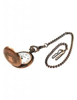 Taschenuhr Steampunk Accessoire bronze