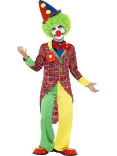 Clown Kinderkostüm bunt