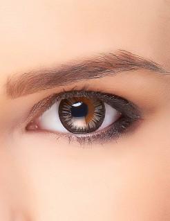 Kontaktlinsen Big Eyes schwarz