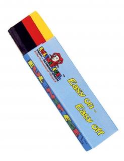 Fun-Stick Schminkstift Deutschland schwarz-rot-gelb 8g