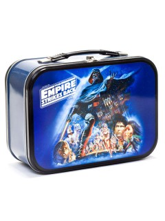 Star Wars™-Metallbox Das Imperium schlägt zurück™ blau-bunt 25x10x19cm