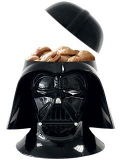 Darth Vader™-Keksdose mit Deckel Star Wars™ schwarz