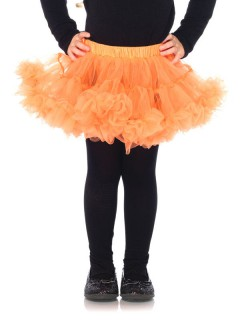Kinder Tutu Petticoat orange
